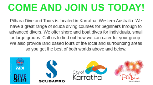 Pilbara Online Scuba Store